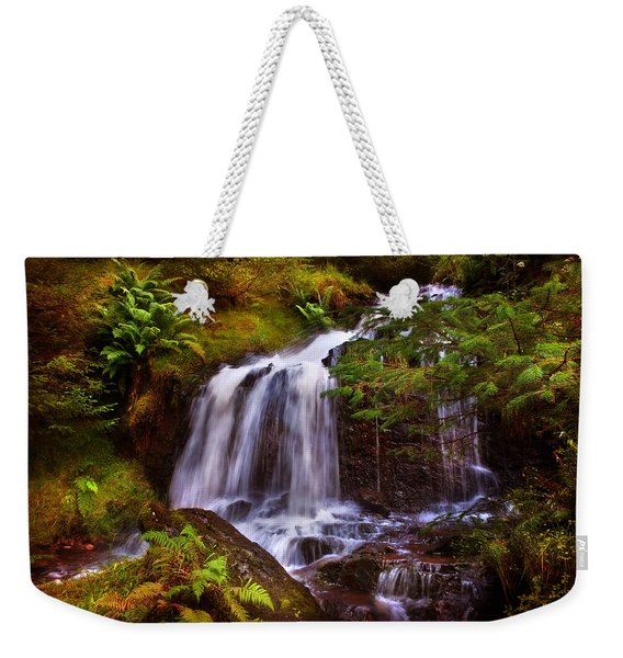 Wilderness. Rest And Be Thankful. Scotland Weekender Tote Bag