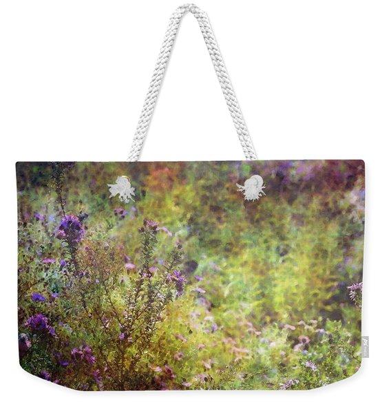 Wildflower Garden Impression 4464 Idp_2 Weekender Tote Bag