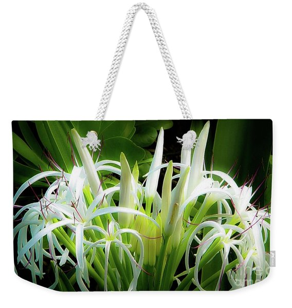 Wildflowers Of Hawaii Weekender Tote Bag