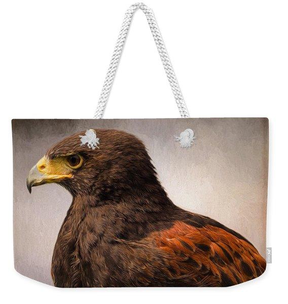 Wildlife Art - Meaningful Weekender Tote Bag