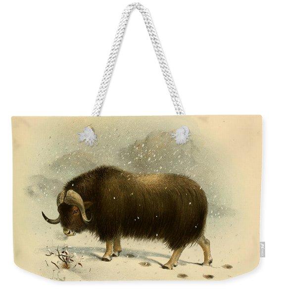 Wildoxensheepgo Weekender Tote Bag