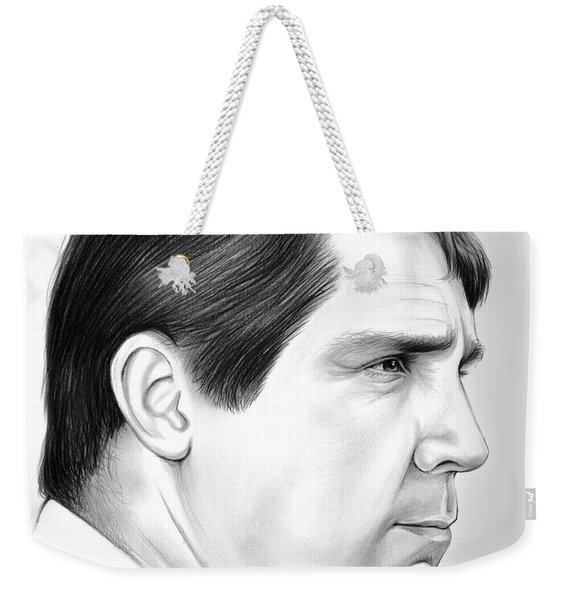 Will Muschamp 2 Weekender Tote Bag