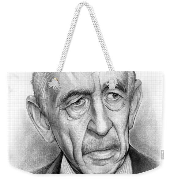 Will Wright Weekender Tote Bag