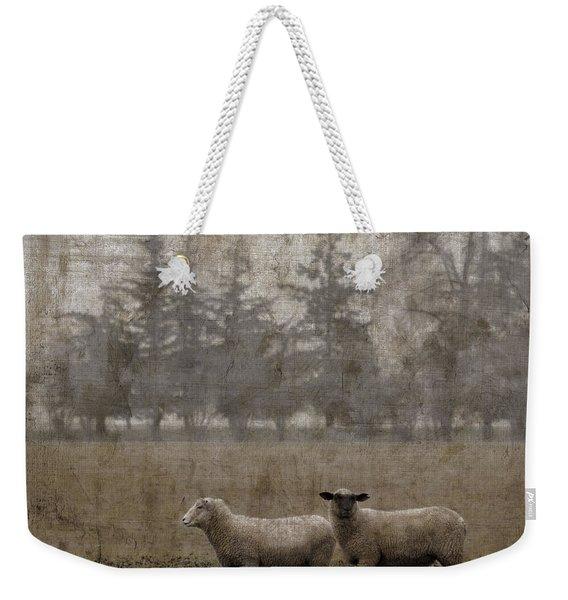 Willamette Valley Oregon Weekender Tote Bag
