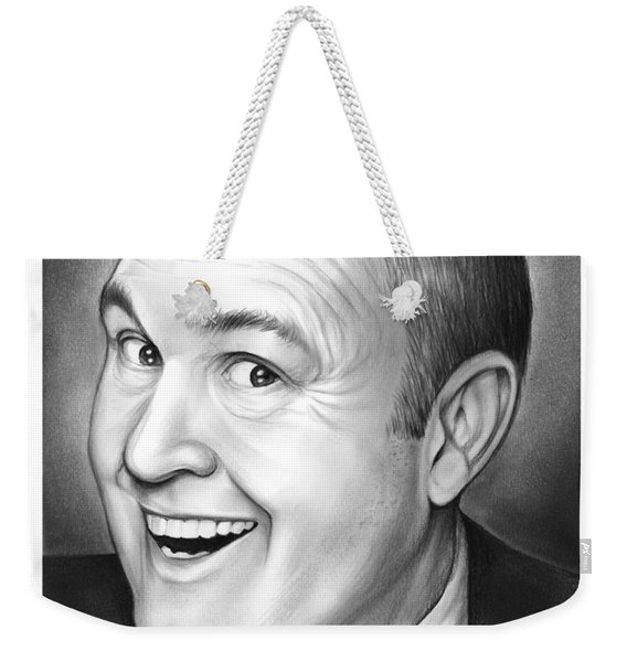 Willard Scott Weekender Tote Bag