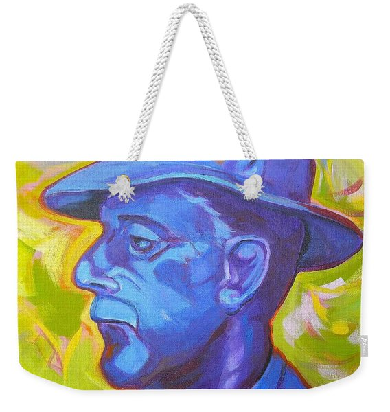 William Faulkner Weekender Tote Bag