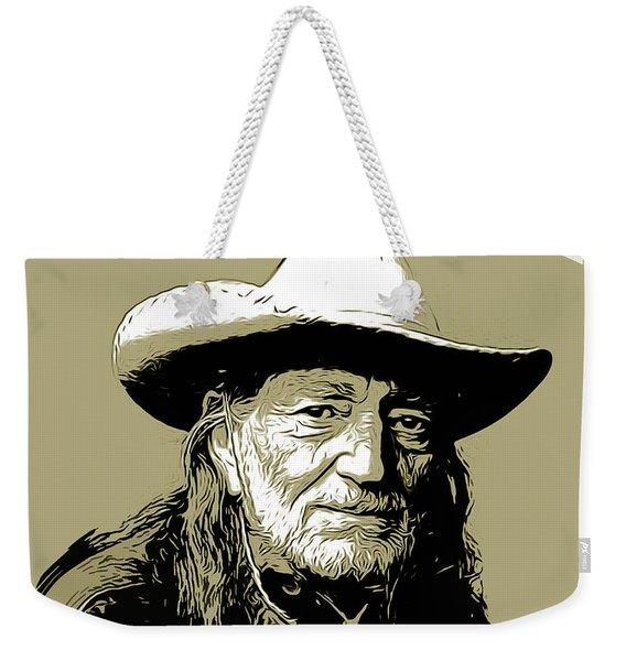 Willie 2 Weekender Tote Bag