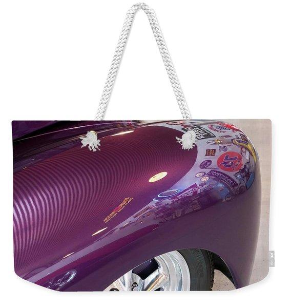 Willy's Fender Weekender Tote Bag