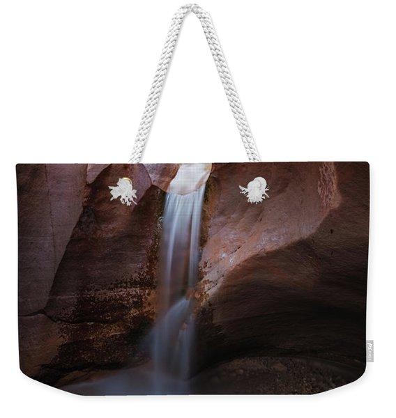 Willis Creek Fall Weekender Tote Bag