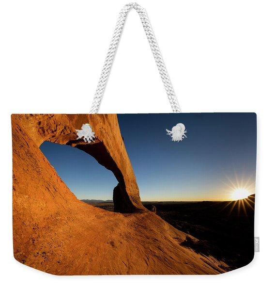 Wilson Arch 2 Weekender Tote Bag