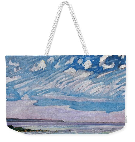 Wimpy Cold Front Weekender Tote Bag