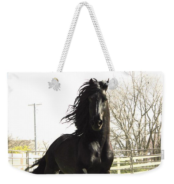 Wind In Your Mist Weekender Tote Bag