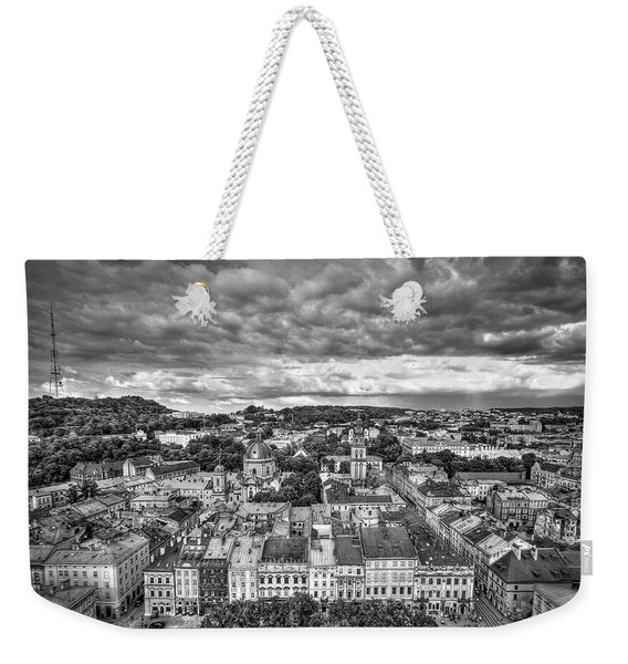 Wind Of Change Weekender Tote Bag
