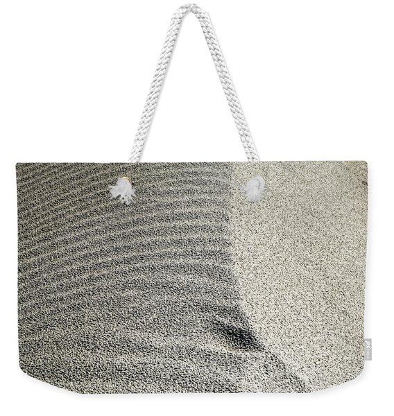 Wind Pattern Weekender Tote Bag