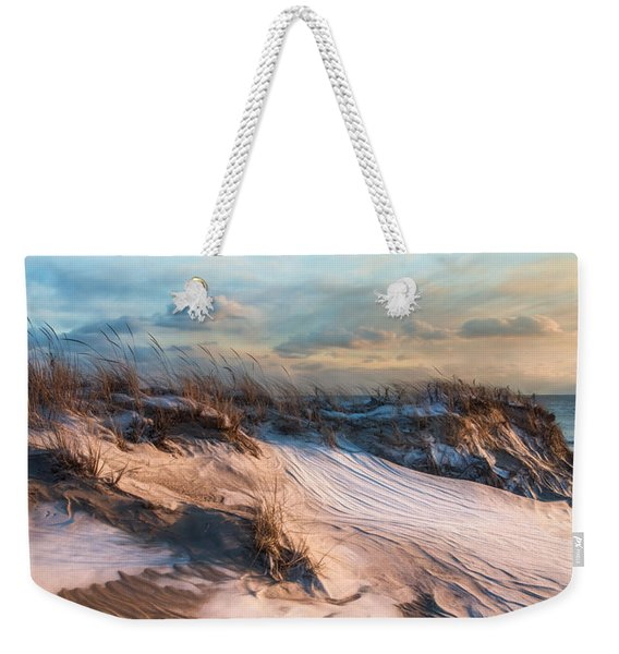 Wind Swept Weekender Tote Bag