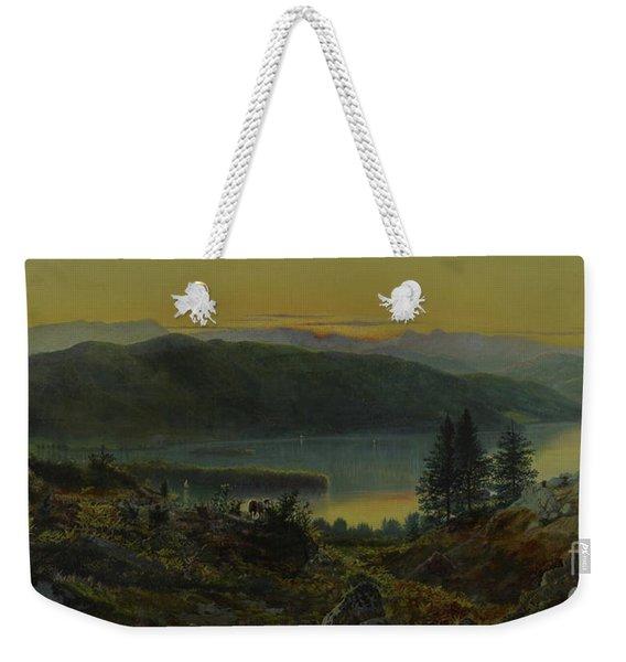 Windermere Weekender Tote Bag