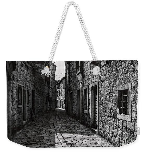 Winding Walkways Weekender Tote Bag