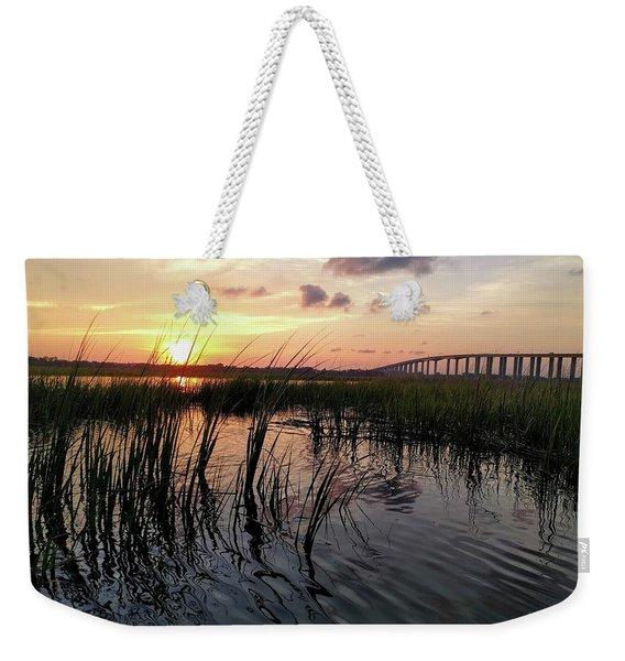 Winding Wando Weekender Tote Bag