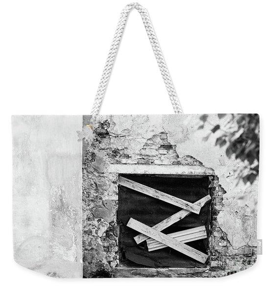 Window #2895 Weekender Tote Bag