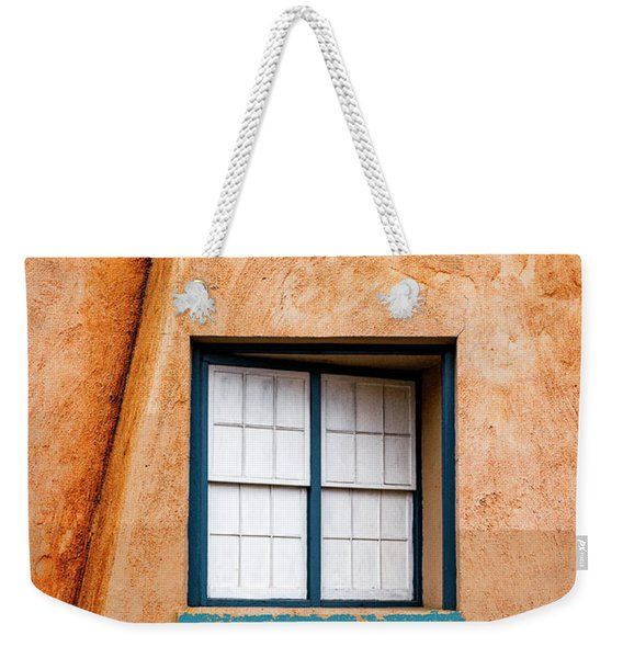 Window And Adobe Walls Weekender Tote Bag