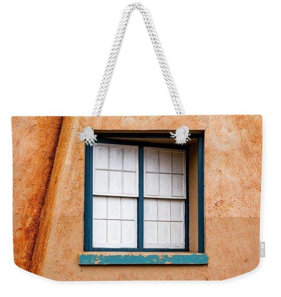 Window And Adobe Walls Weekender Tote Bag