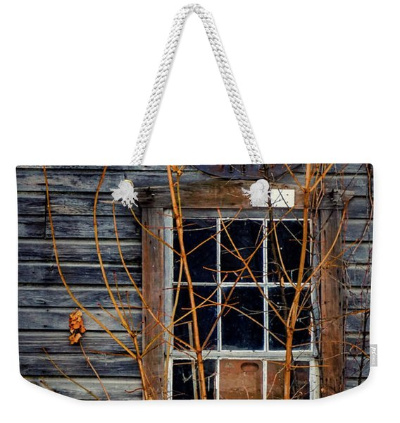 Window Shopping Weekender Tote Bag