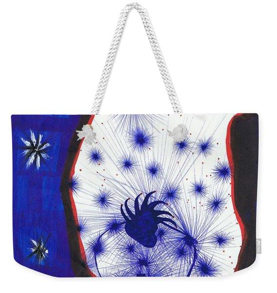 Window To The Stars Weekender Tote Bag
