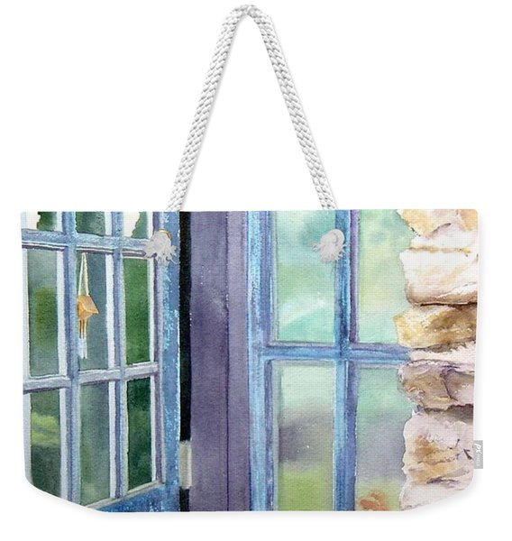 Windowbox Weekender Tote Bag