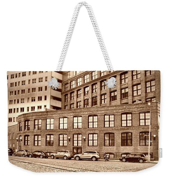 Windows All Around Weekender Tote Bag