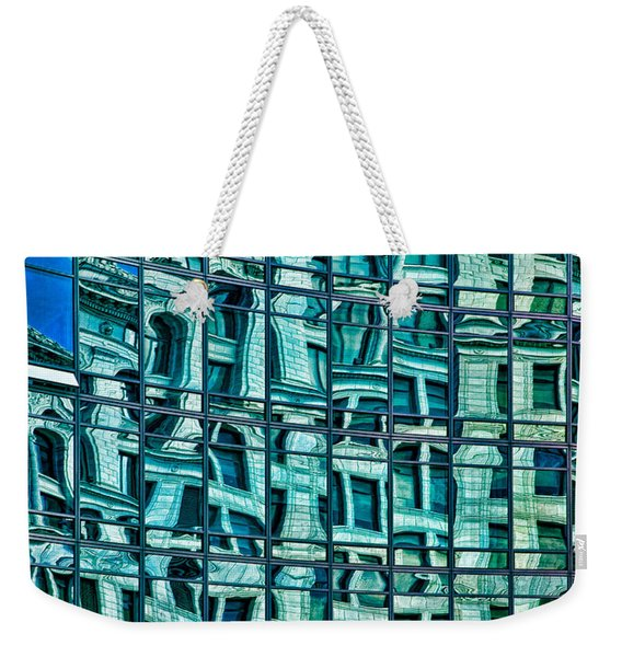 Windows In Windows Weekender Tote Bag