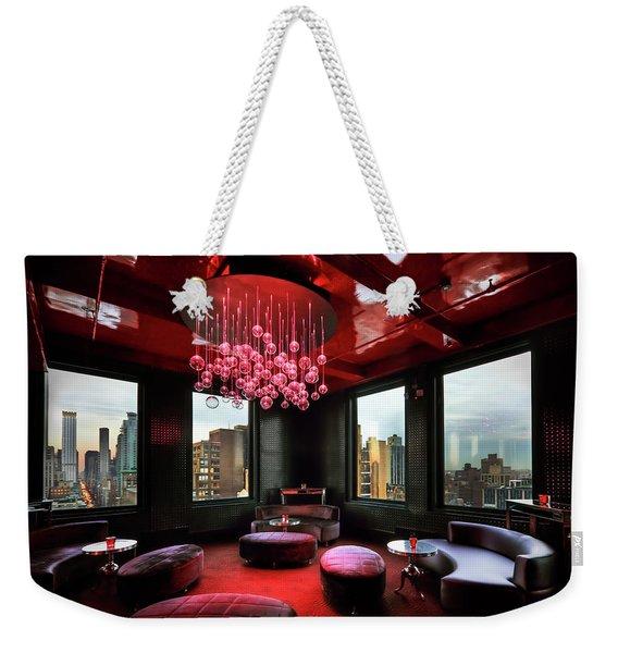 Windows Of The World Weekender Tote Bag