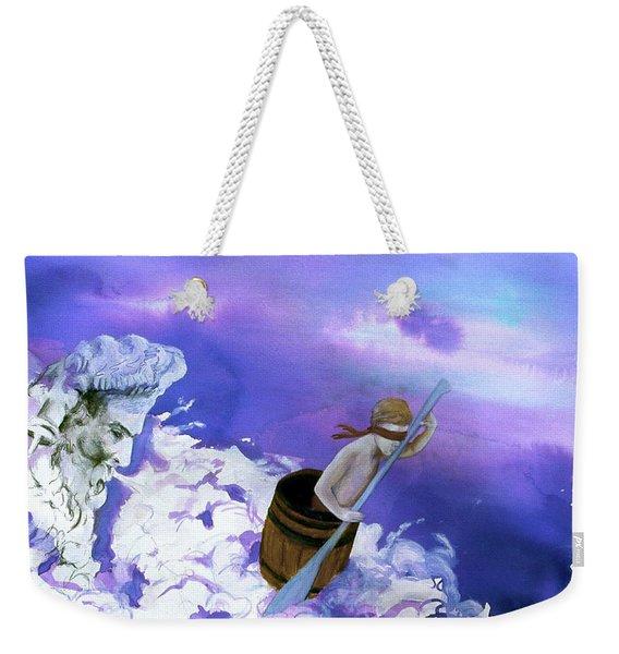 Winds Of Fate  Weekender Tote Bag