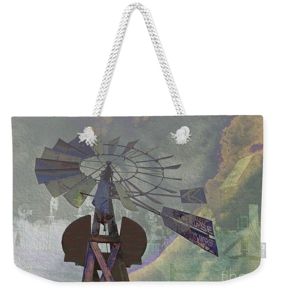 Ghosts From The Past Weekender Tote Bag