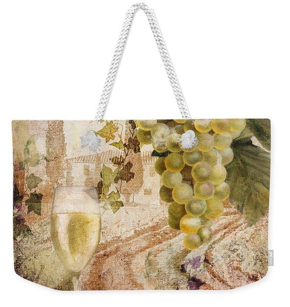 Wine Country Alsace Weekender Tote Bag
