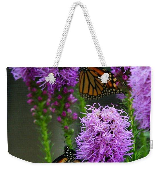 Winged Beauties Weekender Tote Bag
