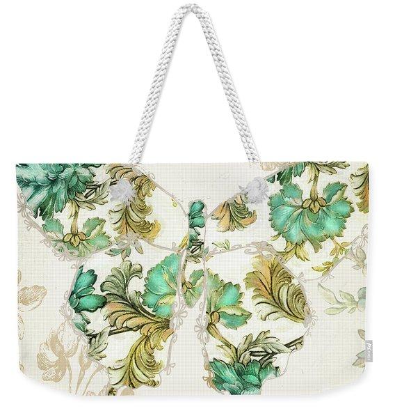 Winged Tapestry I Weekender Tote Bag