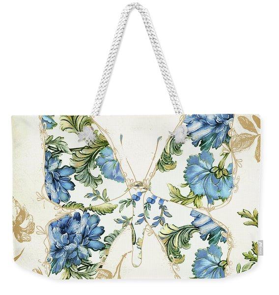 Winged Tapestry Iv Weekender Tote Bag