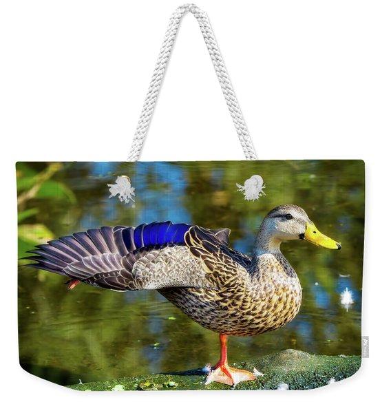 Wings Weekender Tote Bag