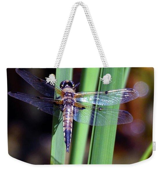 Wings Of The Cattail Weekender Tote Bag