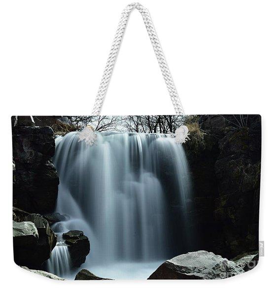 Winnewissa Falls Weekender Tote Bag