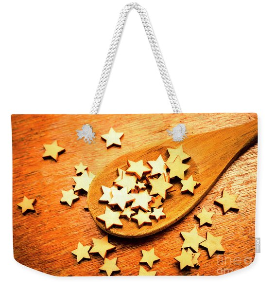 Winning Star Recipe Weekender Tote Bag