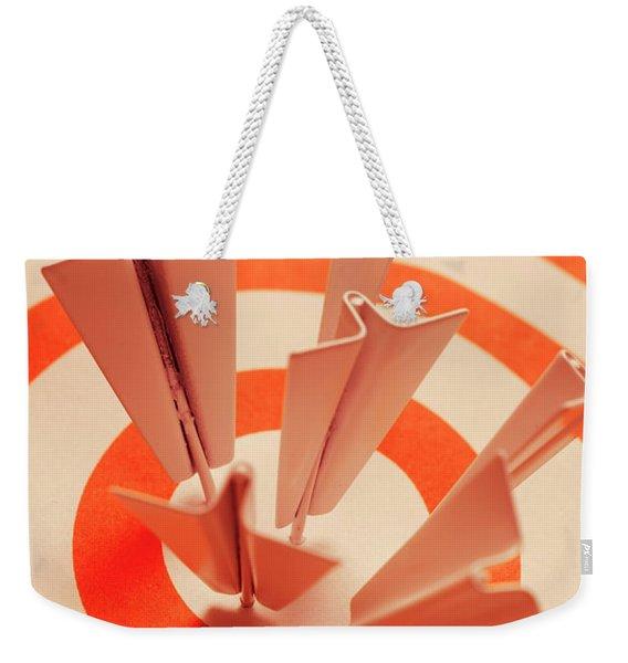 Winning Strategy Weekender Tote Bag