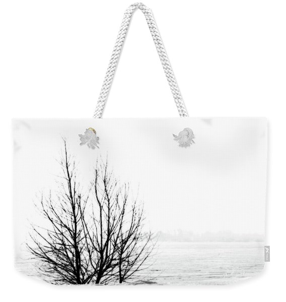 Winter Bones Weekender Tote Bag