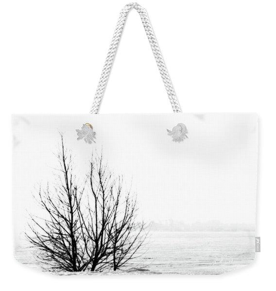 Winter Bones Weekender Tote Bag