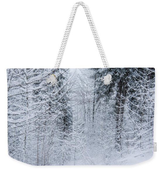 Winter Glow- Weekender Tote Bag