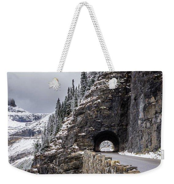 Winter Is Coming Weekender Tote Bag