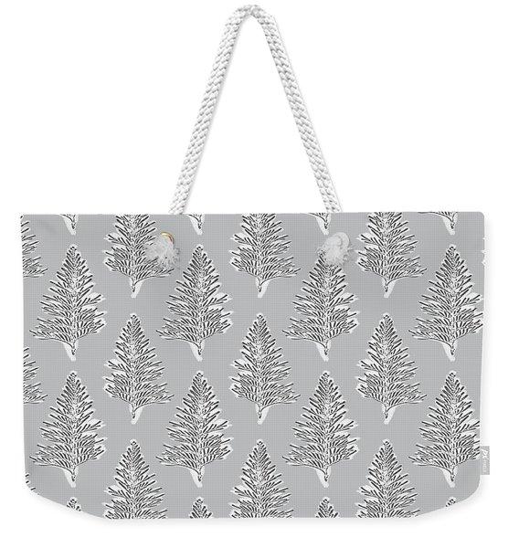 Winter Leaves- Art By Linda Woods Weekender Tote Bag
