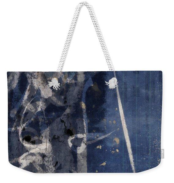 Winter Nights Series Five Of Six Weekender Tote Bag