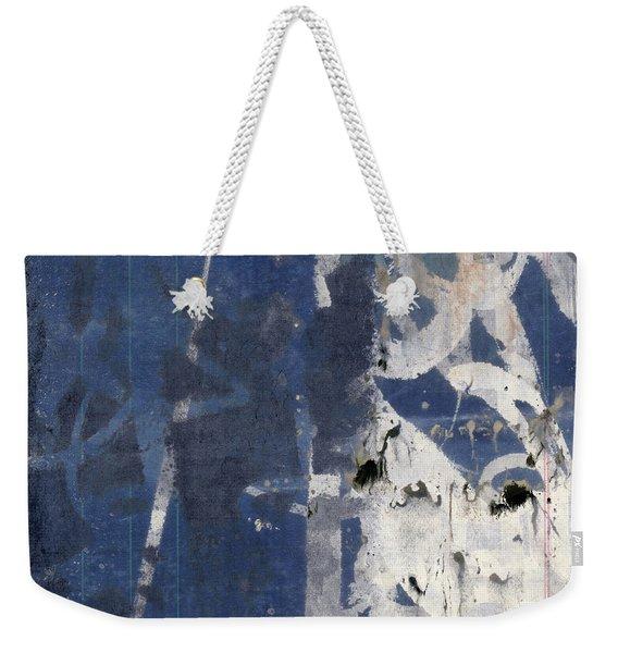 Winter Nights Series One Of Six Weekender Tote Bag