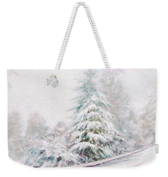 Winter Of  04 Weekender Tote Bag